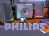 Philips Desktop Sound 4