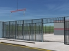3D Fence Assembly Video 04