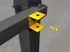 3D Fence Assembly Video 02