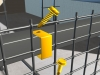 3D Fence Assembly Video 06